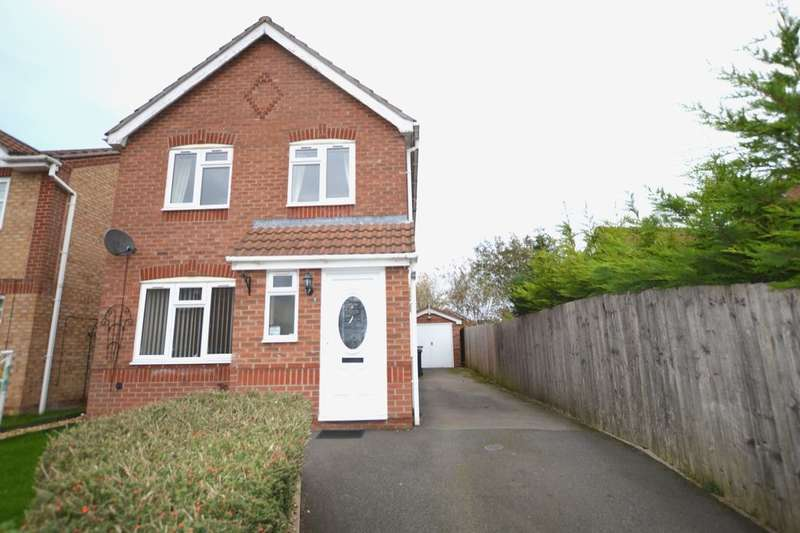 3 Bedrooms Detached House for sale in Fairoak Close, Winsford, CW7