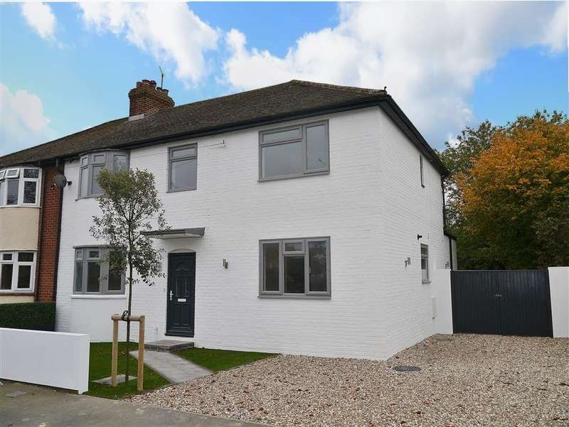 4 Bedrooms Semi Detached House for rent in Wootton Road, Abingdon-on-Thames, OX14