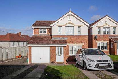 3 Bedrooms Detached House for sale in Blair Atholl Grove, Hamilton
