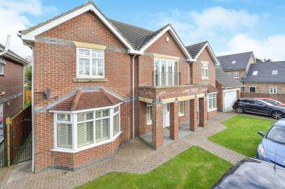 6 Bedrooms Detached House for sale in South View, Eaglescliffe, Stockton On Tees