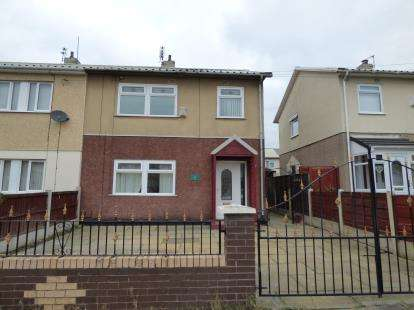 3 Bedrooms Semi Detached House for sale in Rogate Drive, Manchester