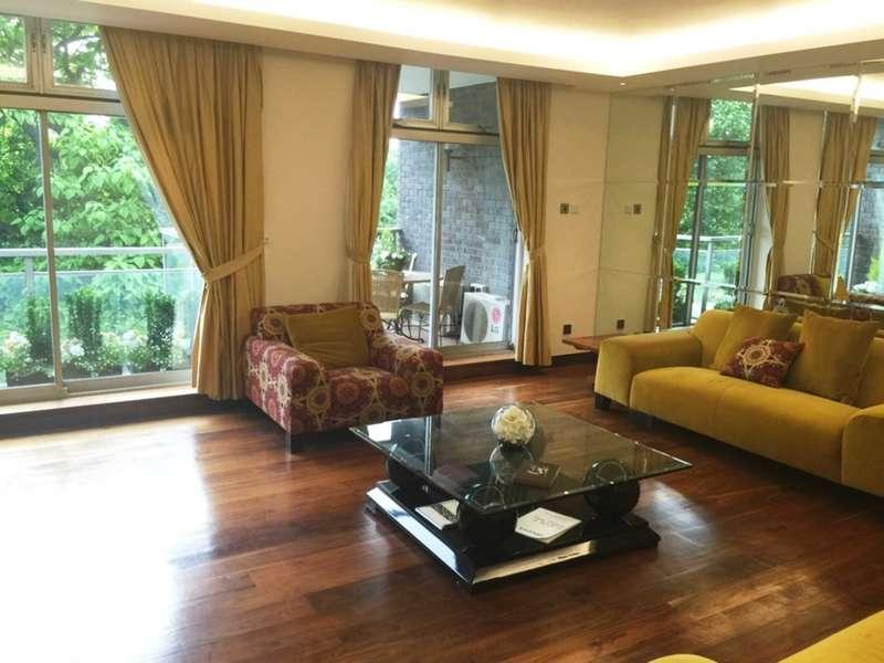 4 Bedrooms Flat for sale in Prince Albert Road, St John`s Wood