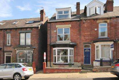 4 Bedrooms End Of Terrace House for sale in Ranby Road, Sheffield, South Yorkshire