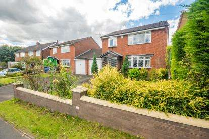 3 Bedrooms Detached House for sale in High Street, Bloxwich, West Midlands