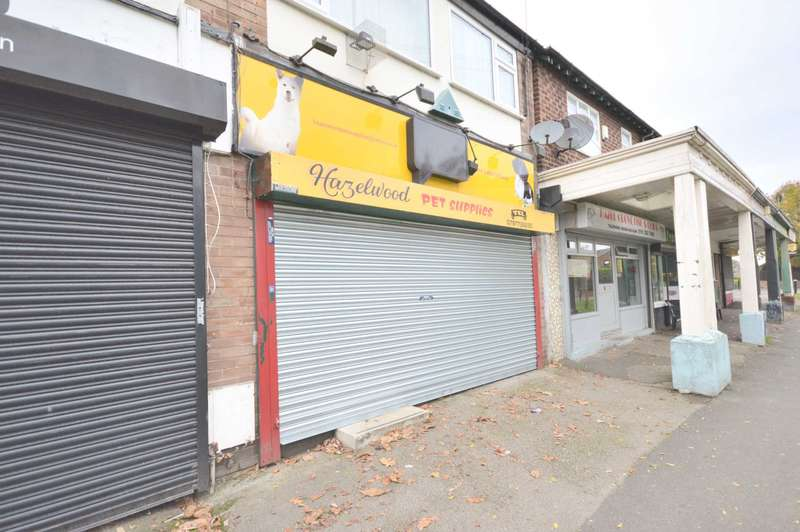 Commercial Property for sale in HAZELWOOD ROAD, Hazel Grove (Shop For Sale)