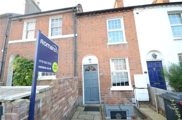 2 Bedrooms Terraced House for sale in St Johns Street, Reading, Berkshire