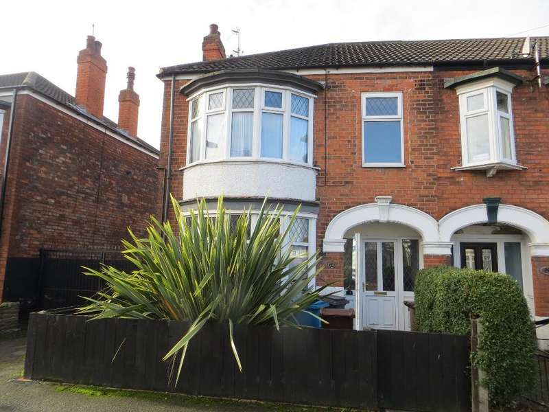 3 Bedrooms End Of Terrace House for rent in Ormonde Avenue, Hull, HU6 7LY