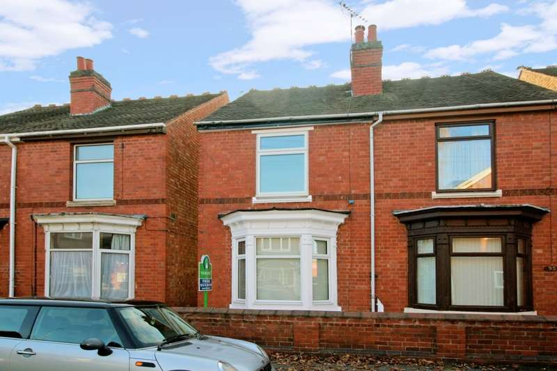 2 Bedrooms Semi Detached House for sale in Dugdale Street, Nuneaton, CV11