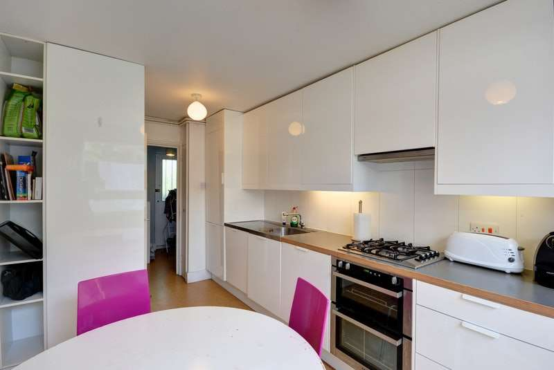 2 Bedrooms Flat for sale in Carnoustie Drive, London, N1