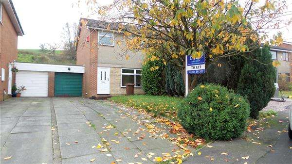 3 Bedrooms Semi Detached House for rent in Higher House Close, Blackburn