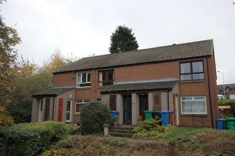 1 Bedroom Apartment Flat for sale in Evershed Drive, Dunfermline