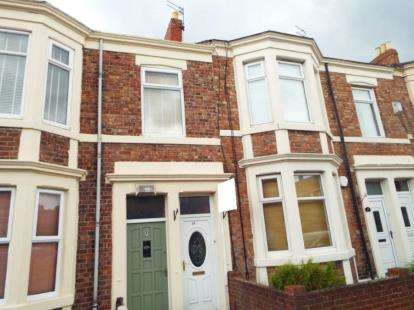 3 Bedrooms Maisonette Flat for sale in Inskip Terrace, Gateshead, Tyne and Wear, NE8
