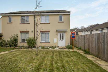 3 Bedrooms Semi Detached House for sale in St. Austell, Cornwall, St. Austell