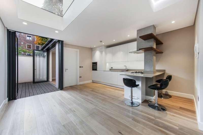 2 Bedrooms Flat for sale in Fonthill Road, London N4