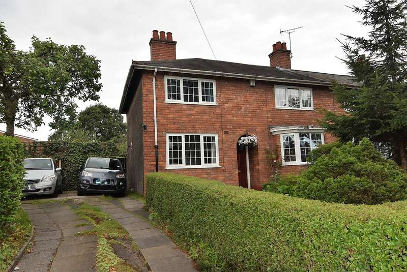 3 Bedrooms Semi Detached House for sale in Linden Road, Bournville, Birmingham, B30