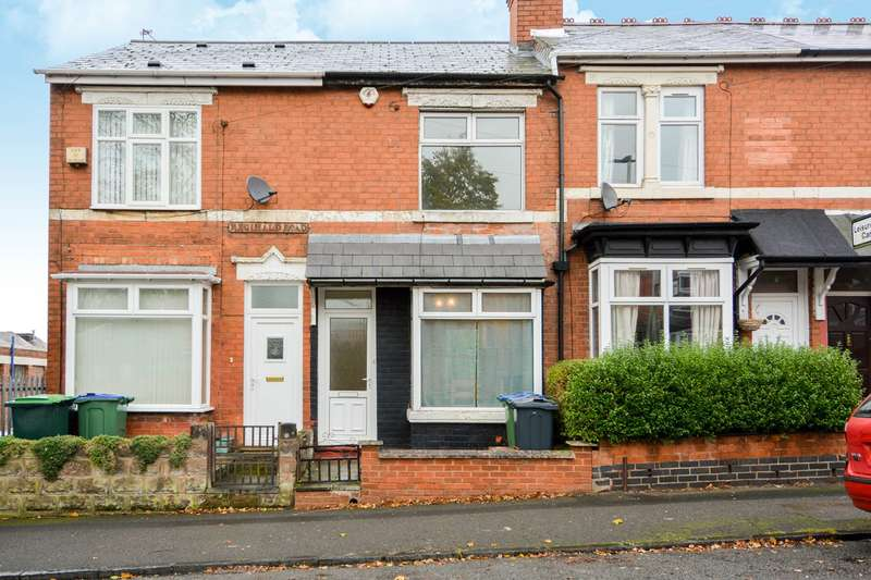 2 Bedrooms Terraced House for sale in Reginald Road, Bearwood, B67