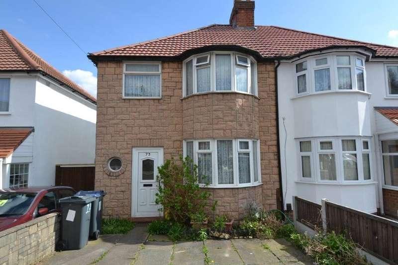 3 Bedrooms Semi Detached House for rent in Maas Road, Birmingham, B31