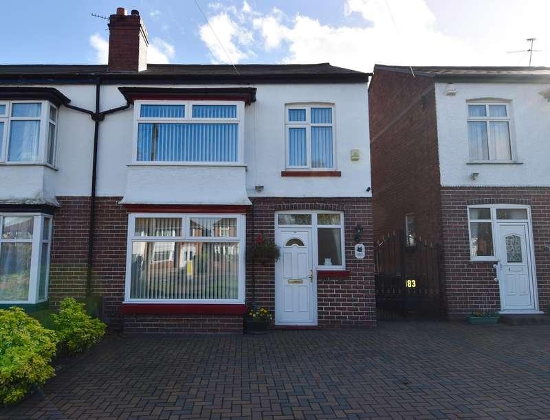 3 Bedrooms Semi Detached House for sale in Gibbins Road, Selly Oak, Birmingham, B29