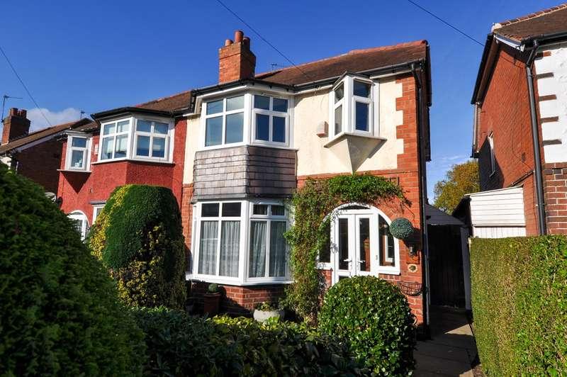 3 Bedrooms Semi Detached House for sale in Bell Lane, Northfield, Birmingham, B31