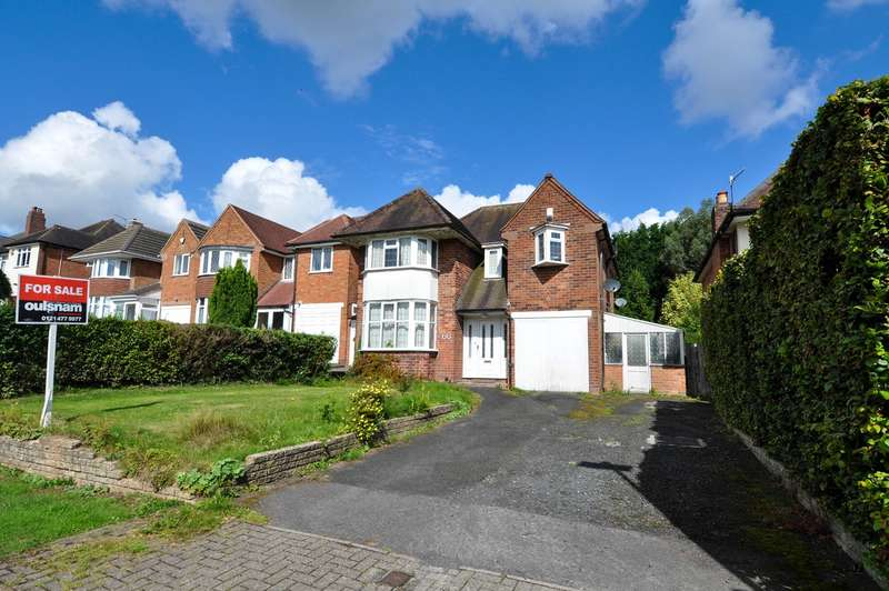 4 Bedrooms Detached House for sale in South Road, Northfield, Birmingham, B31