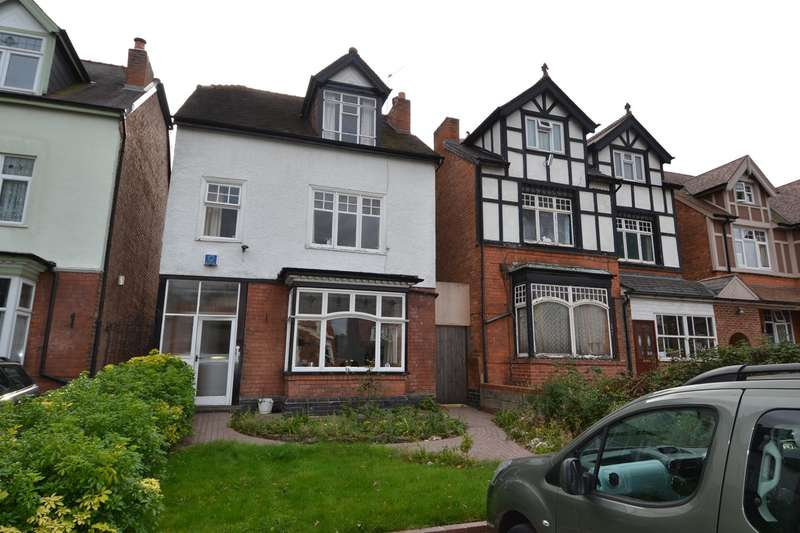 5 Bedrooms Detached House for sale in Sandford Road, Moseley, Birmingham, B13