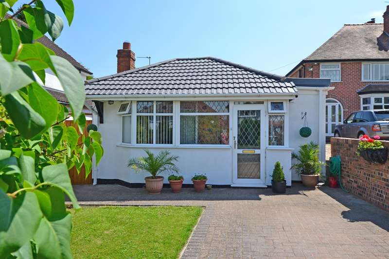 2 Bedrooms Detached Bungalow for sale in Beacon Hill, Rednal, Birmingham, B45
