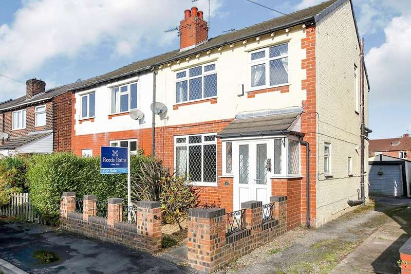 3 Bedrooms Semi Detached House for sale in Talbot Street, Hazel Grove, Stockport, SK7