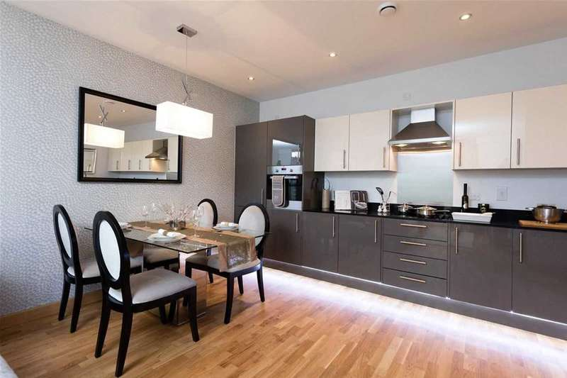 3 Bedrooms Apartment Flat for sale in Precision, Greenwich, London