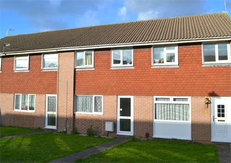 3 Bedrooms Terraced House for rent in Blandford Close, Nailsea, Bristol, Somerset