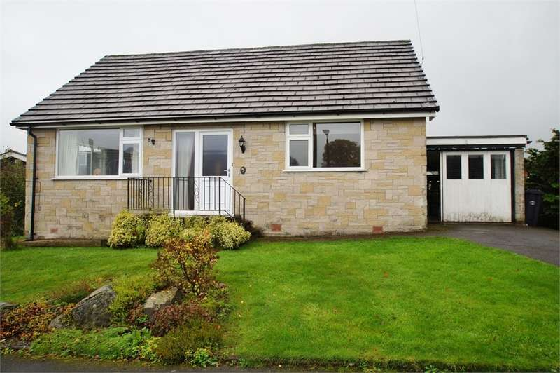 3 Bedrooms Detached Bungalow for sale in LA11 6LN Dixon Wood Close, Lindale, Grange Over Sands, Cumbria