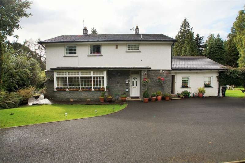 4 Bedrooms Detached House for sale in LA23 1HG Keldwyth Park, Windermere, Cumbria