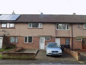 2 Bedrooms Terraced House for sale in Tindale Drive, Carlisle, CA1 3SG