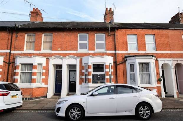3 Bedrooms Terraced House for sale in Loyd Road, Abington, NORTHAMPTON