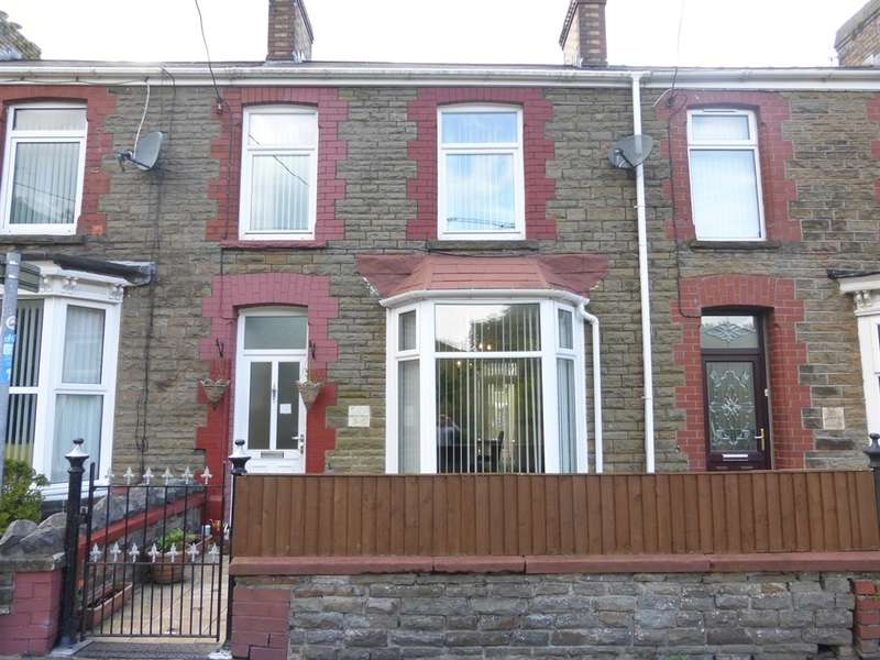 3 Bedrooms Property for sale in Aqueduct Terrace, Pontrhydyfen, Port Talbot