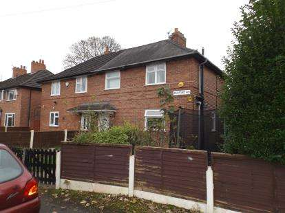 3 Bedrooms Semi Detached House for sale in Ashford Road, Withington, Manchester, Uk