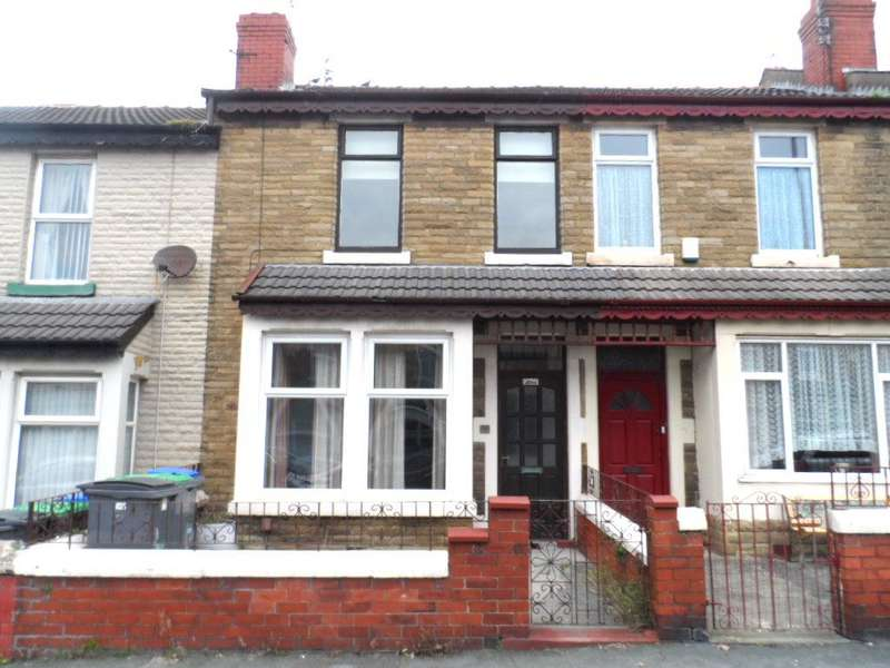 3 Bedrooms Terraced House for sale in Lune Grove, Blackpool, FY1 5PH
