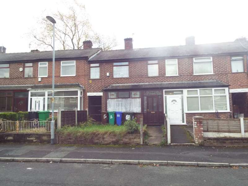 3 Bedrooms Terraced House for rent in Brynorme Road, Crumpsall