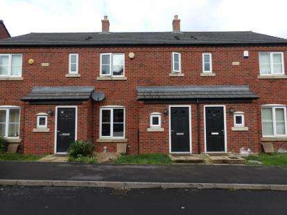 3 Bedrooms Terraced House for sale in Brook Way, Edgbaston, Birmingham