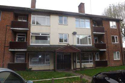 3 Bedrooms Flat for sale in Hemlingford Road, Kingshurst, Birmingham, West Midlands