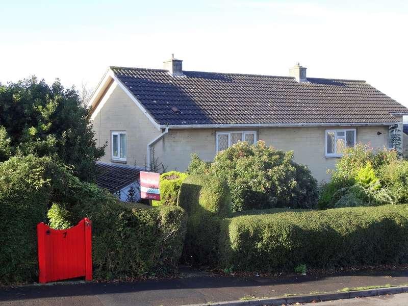 2 Bedrooms Semi Detached House for sale in Sheridan Road, Twerton