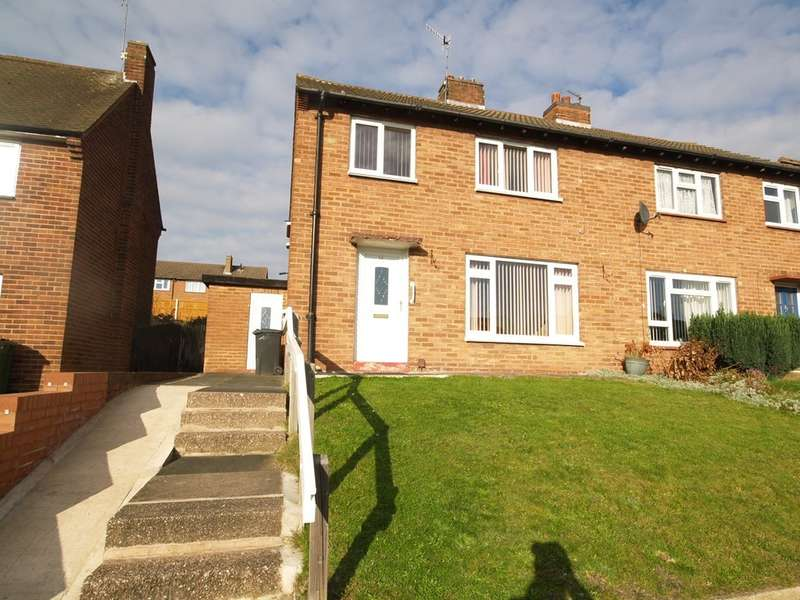 3 Bedrooms Semi Detached House for sale in Leabank Road, Dudley