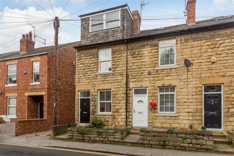 3 Bedrooms End Of Terrace House for sale in St. James Street, Wetherby, LS22 6RS