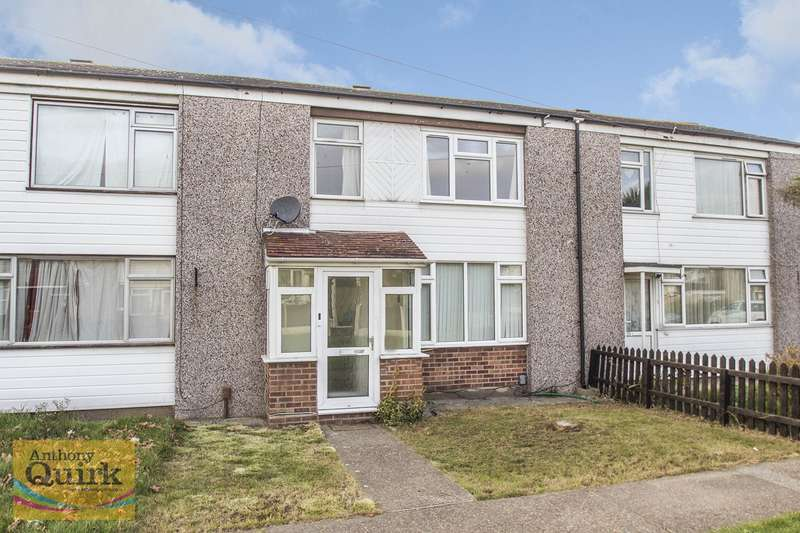 3 Bedrooms Terraced House for sale in Second Avenue, Canvey Island, SS8