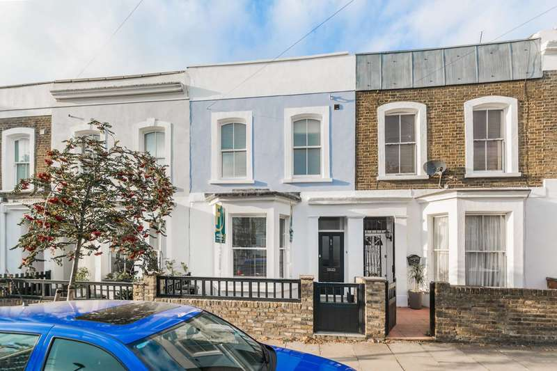 3 Bedrooms House for sale in Landseer Road, Holloway, N19