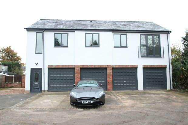 2 Bedrooms Apartment Flat for sale in Dunham Mews, Bow Green Lane, Bowdon