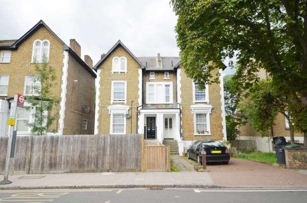 2 Bedrooms Maisonette Flat for sale in Gipsy Road, London, SE27