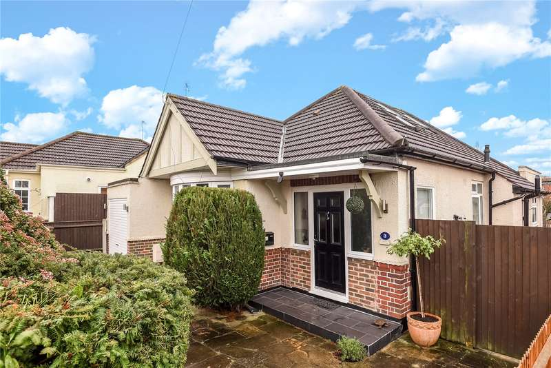 3 Bedrooms Detached Bungalow for sale in Fairfield Avenue, Ruislip, HA4