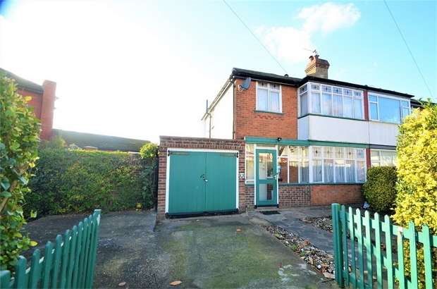 3 Bedrooms Semi Detached House for sale in Culver Grove, Stanmore, HA7, Middlesex