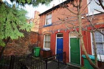 2 Bedrooms Terraced House for sale in Stanley Avenue, Nottingham, NG7 6PU