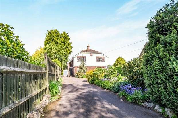 4 Bedrooms Detached House for sale in Church Road, West Peckham, Maidstone, Kent